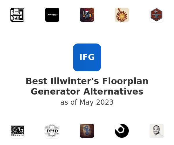 Best Illwinter's Floorplan Generator Alternatives