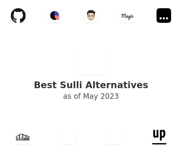 Best Sulli Alternatives