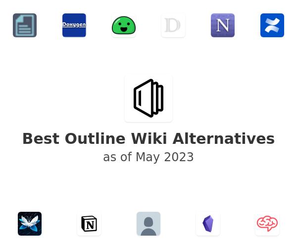 Best Outline Wiki Alternatives