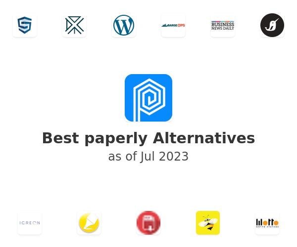 Best paperly Alternatives