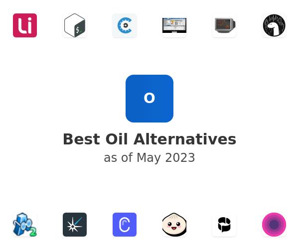 Best Oil Alternatives
