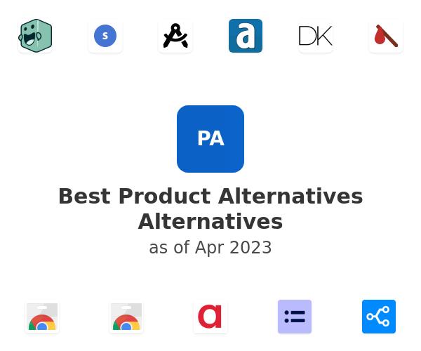 Best Product Alternatives Alternatives