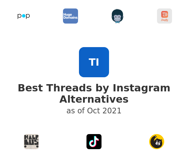 Best Threads by Instagram Alternatives