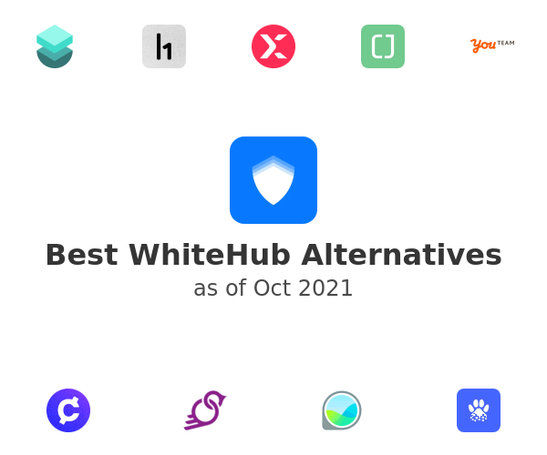 Best WhiteHub Alternatives