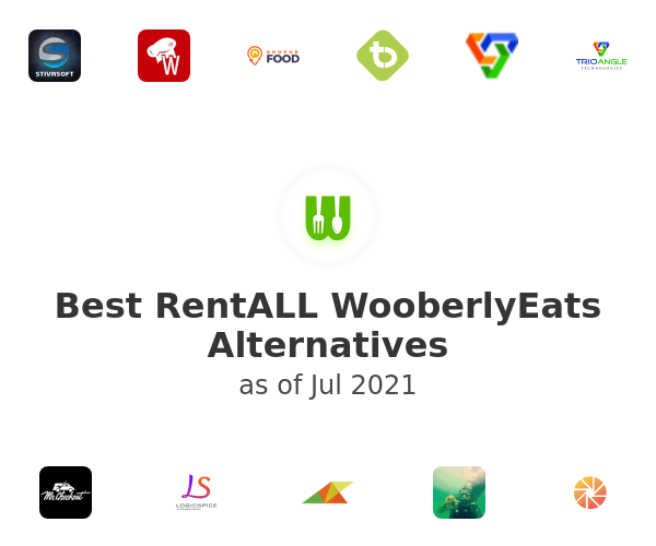 Best RentALL WooberlyEats Alternatives