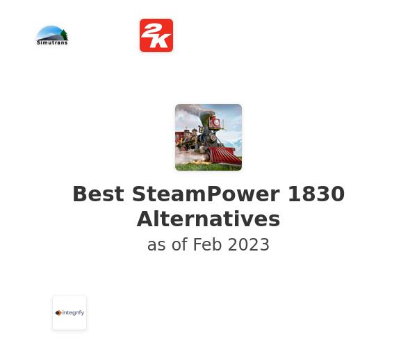 Best SteamPower 1830 Alternatives