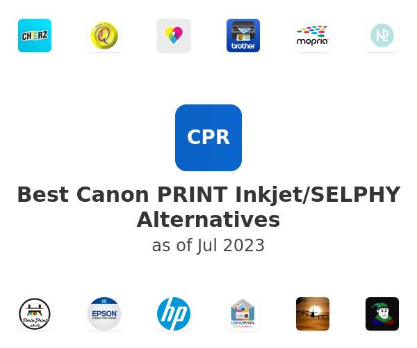 Best Canon PRINT Inkjet/SELPHY Alternatives