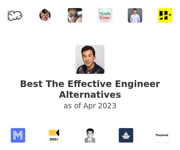 Best The Effective Engineer Alternatives