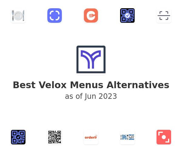 Best Velox Menus Alternatives