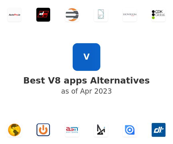 Best V8 apps Alternatives