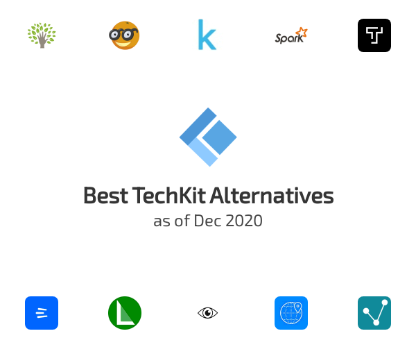 Best TechKit Alternatives