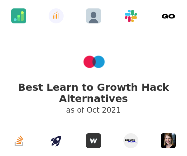 Best Learn to Growth Hack Alternatives