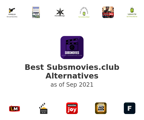 Best Subsmovies.club Alternatives