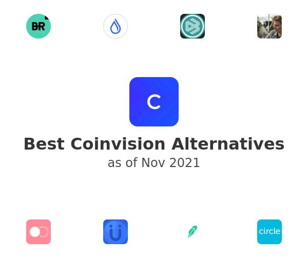 Best Coinvision Alternatives