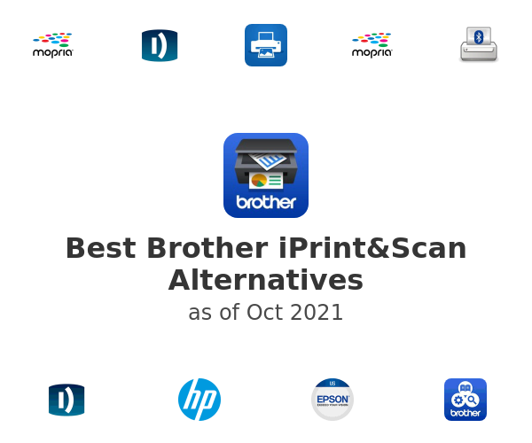 Best Brother iPrint&Scan Alternatives