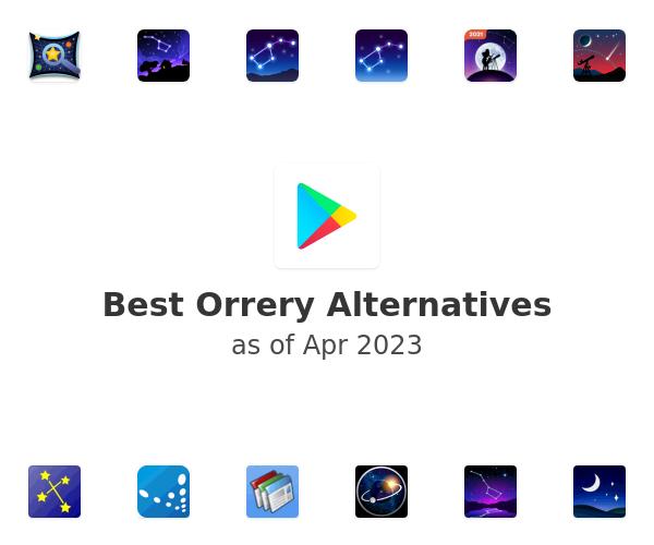 Best Orrery Alternatives