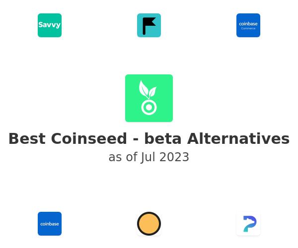 Best Coinseed - beta Alternatives