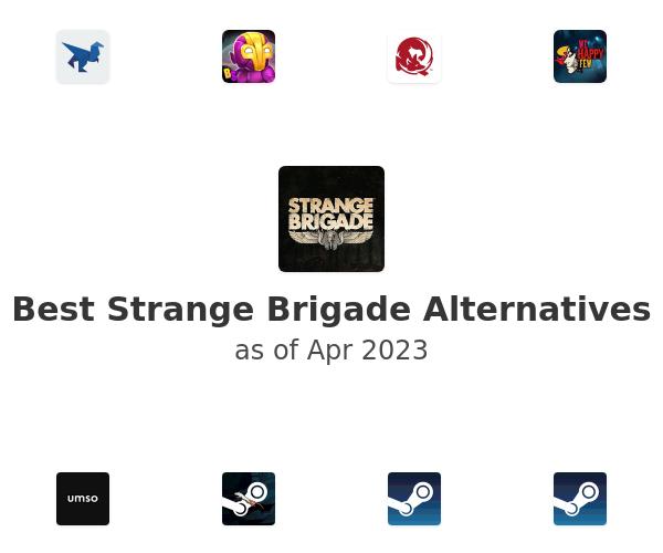 Best Strange Brigade Alternatives