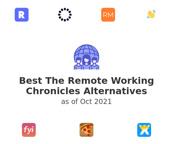 Best The Remote Working Chronicles Alternatives