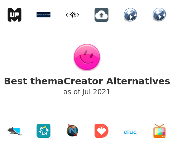 Best themaCreator Alternatives