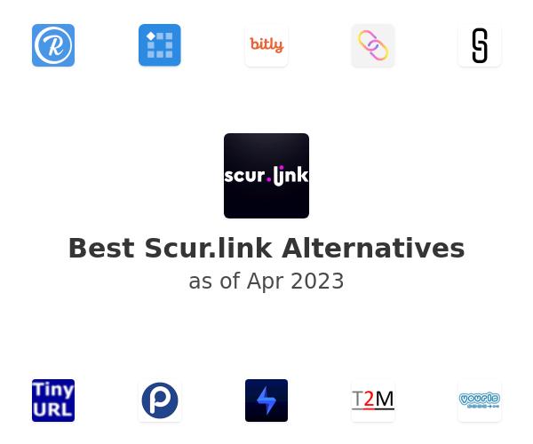 Best Scur.link Alternatives