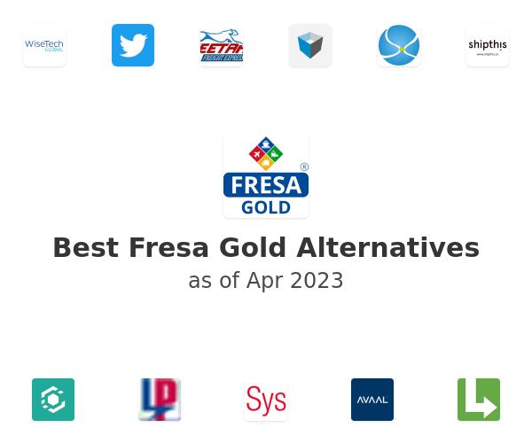 Best Fresa Gold Alternatives