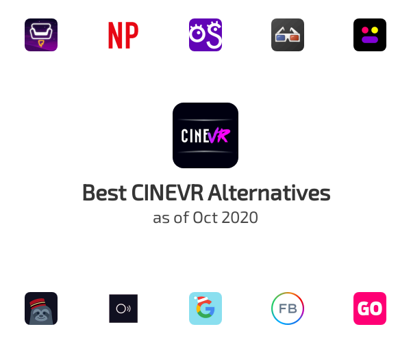 Best CINEVR Alternatives