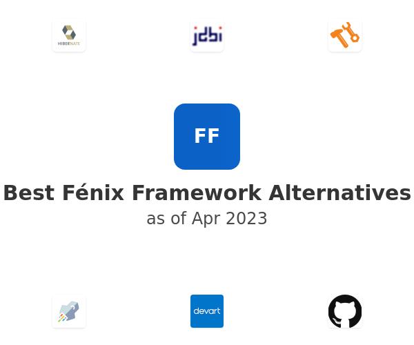 Best Fénix Framework Alternatives
