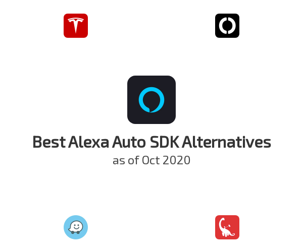 Best Alexa Auto SDK Alternatives