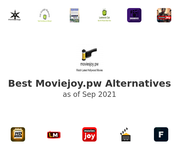 Best Moviejoy.pw Alternatives