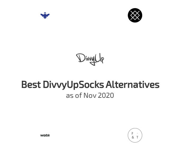 Best DivvyUpSocks Alternatives