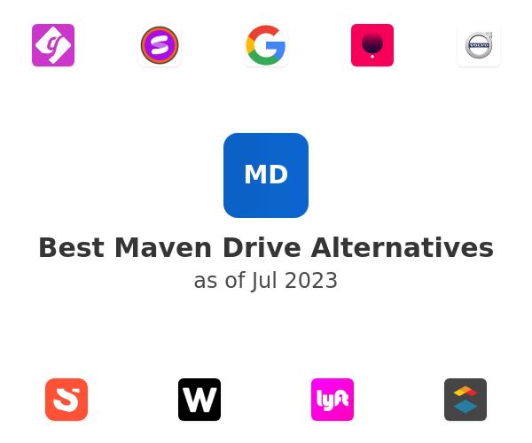Best Maven Drive Alternatives