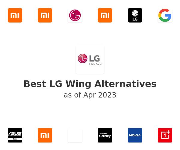 Best LG Wing Alternatives