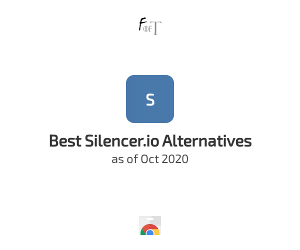 Best Silencer.io Alternatives