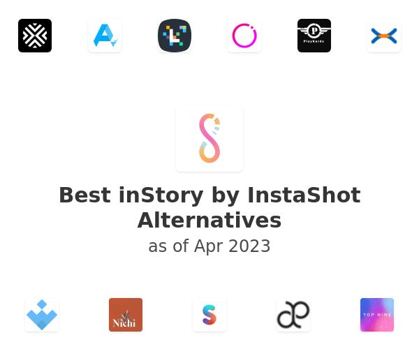 Best inStory by InstaShot Alternatives