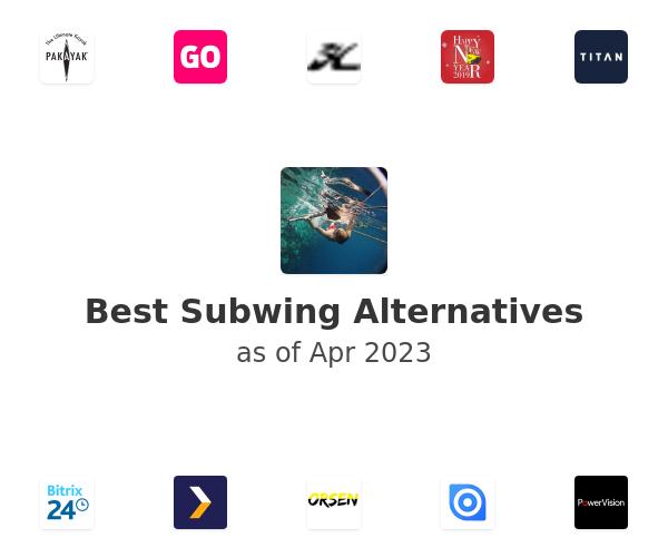 Best Subwing Alternatives