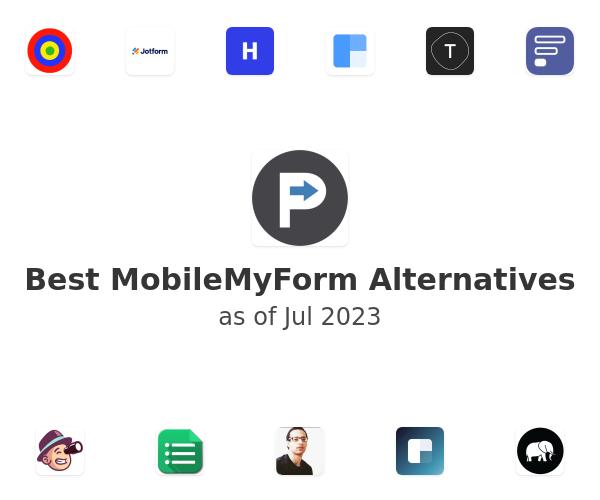 Best MobileMyForm Alternatives