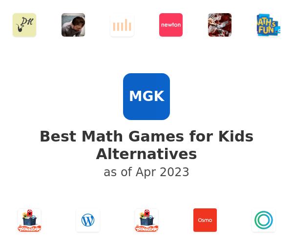 Best Math Games for Kids Alternatives