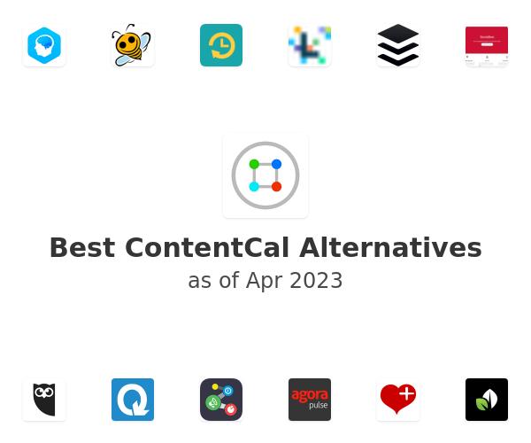 Best ContentCal Alternatives