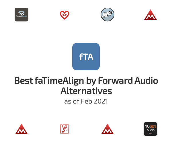 Best faTimeAlign by Forward Audio Alternatives