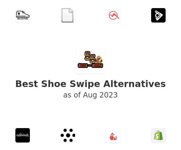 Best Shoe Swipe Alternatives