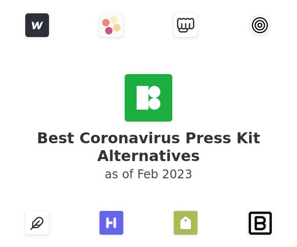 Best Coronavirus Press Kit Alternatives