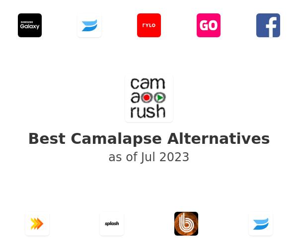 Best Camalapse Alternatives