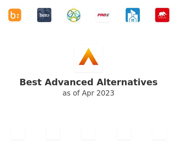 Best Advanced Alternatives