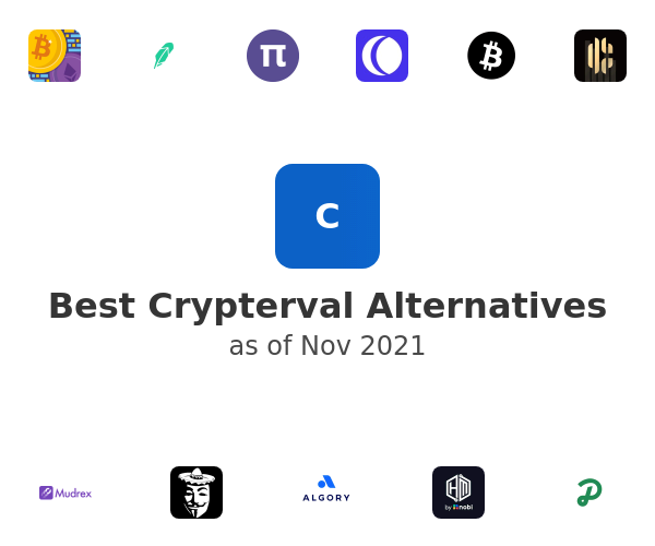 Best Crypterval Alternatives