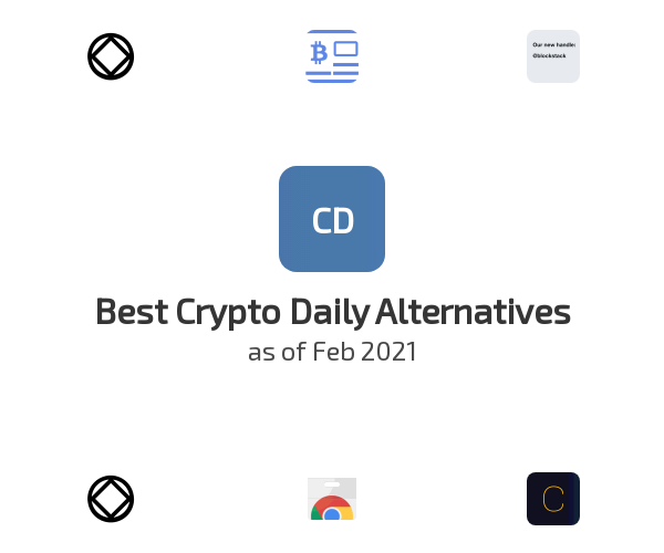 Best Crypto Daily Alternatives