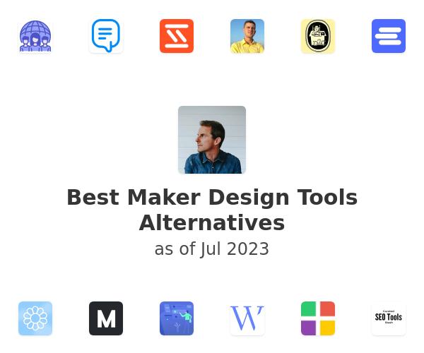 Best Maker Design Tools Alternatives