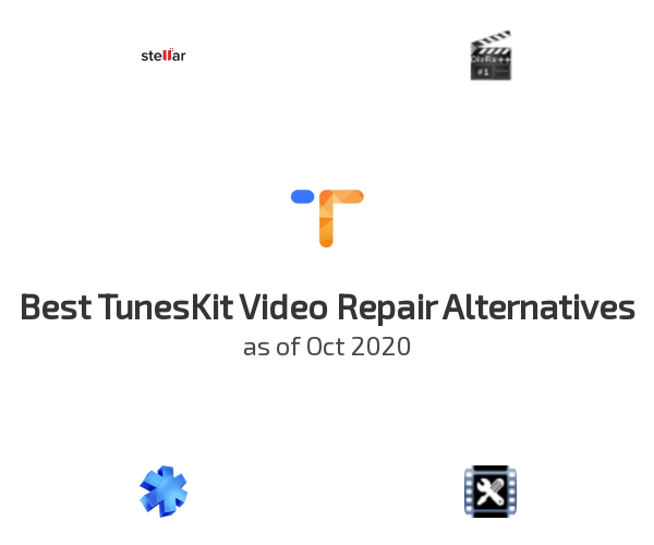 Best TunesKit Video Repair Alternatives