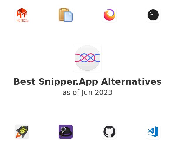 Best Snipper.App Alternatives