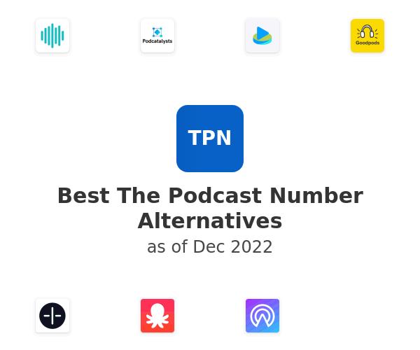 Best The Podcast Number Alternatives